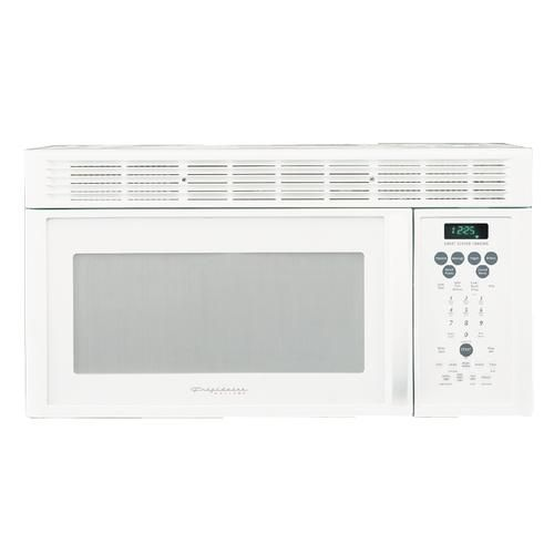 Frigidaire Glmv168cs 30 Microwave Oven White On 1 6 Cu Ft